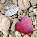 Broste Servietten 'Heart of Stone'