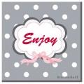 Krasilnikoff Servietten 'Enjoy'