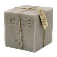 Nordal Kerze 'Bougie de Paris' eckig