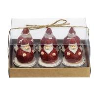 Broste Teelichter 'Santa Claus'