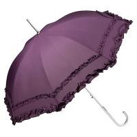 Von Lilienfeld Stockschirm 'Mary' violett