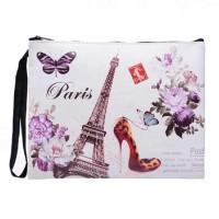 Intrigue Kosmetiktasche 'Gruß aus Paris'
