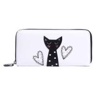 Intrigue Portemonnaie 'Schwarze Katze'