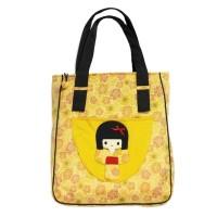 Nordal Shopper 'Kokeshi' gelb