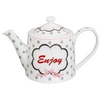 Krasilnikoff Teekanne 'Enjoy'