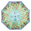 Von Lilienfeld Taschenschirm 'Die große Froschfamilie'