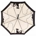 Von Lilienfeld Double Layer-Schirm 'Schwarze Katzen'