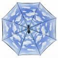 Von Lilienfeld Double Layer-Schirm 'Bayrischer Himmel'