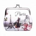 Intrigue Kisslock-Portemonnaie 'Notre-Dame de Paris'